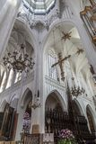 Cathedral of Our Lady - Antwerp - Belgium Stock Photography