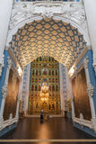 Interior of the Cathedral of the Resurrection Resurrection New Jerusalem Monastery, Istra, Moscow region, Stock Photo
