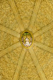 Interior of Cathedral of Santa Maria of Palma (La Seu). In Palma de Mallorca (Majorca Stock Photos
