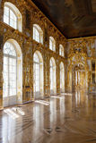 Interior of Catherine Palace Royalty Free Stock Photos