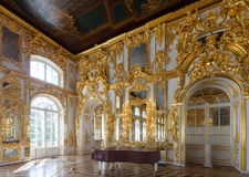 Interior of Catherine Palace Stock Photography