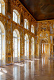 Interior of Catherine Palace Stock Photos