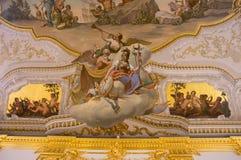 Interior of Catherine palace Royalty Free Stock Photos