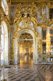 Interior of Catherine palace Royalty Free Stock Photo