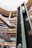 Interior Central Souq Mega Mall in Sharjah UAE Stock Photo