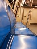 Interior chairs design from romania subwey Stock Photo