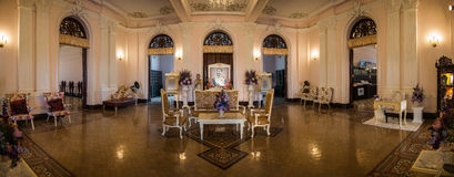 Interior Chao Phya Abhaibhubejhr Museum Panorama Royalty Free Stock Photography