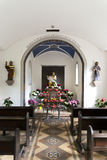Interior of a Chapel Stock Photos