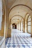 Interior Chateau of Versailles. Paris stock photo
