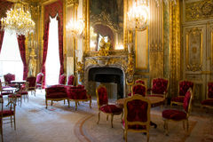 Interior Chateau of Versailles Royalty Free Stock Photo