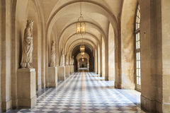 Interior Chateau of Versailles, Versailles, France Stock Image