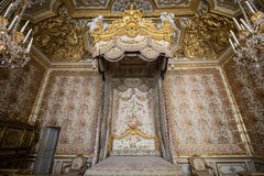 Interior Chateau of Versailles, Versailles, France Royalty Free Stock Photography