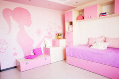 Interior of a child Royalty Free Stock Photo