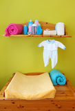 Interior of children room Stock Images
