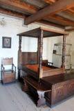 Interior Of Chillon Castle. Chateau de Chillon Royalty Free Stock Images