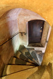 Interior Of Chillon Castle. Chateau de Chillon Stock Photography