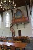 The interior of the church. Stock Photography