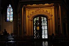 Interior of a church.- 48 Royalty Free Stock Photos