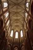 Interior of a church in Lubeck Stock Photography