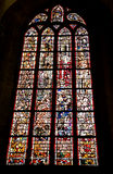 Interior of church Nieuwe Kerk in Delft, Netherlands Royalty Free Stock Photo
