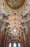 Interior of Church of Our Lady of Perpetual Help Royalty Free Stock Photography