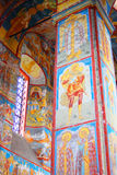 Interior of the Church of Saint Nicolas in Yaroslavl Stock Photo
