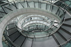 Interior City Hall London Stock Photo