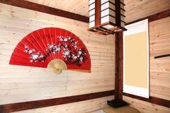 Interior clásico de Japón imagen de archivo libre de regalías