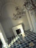 Interior clásico magnífico del pasillo Fotografía de archivo libre de regalías