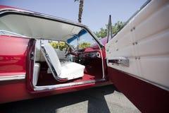 Interior clássico do Impala de Chevy Imagem de Stock Royalty Free