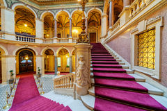 Interior of classic building Royalty Free Stock Photography