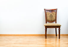 Interior with classic chair Royalty Free Stock Photography