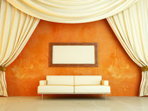 Interior - Classic and modern Royalty Free Stock Photos
