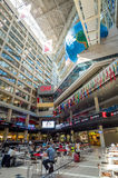 Interior of CNN Center in Atlanta Royalty Free Stock Images