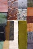 Interior color design selection Stock Photography