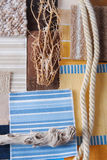 Interior color design selection Royalty Free Stock Photography