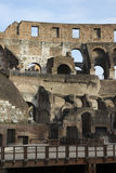 Interior of Colosseum, Rome Stock Photos