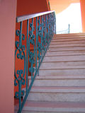 Interior com stairway Fotos de Stock