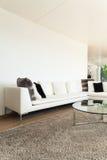 Interior, comfortable living room Stock Photo