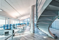 Interior of a company modern office Royalty Free Stock Photo