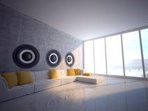 Interior composition Stock Image
