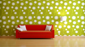 Interior Composition Royalty Free Stock Images