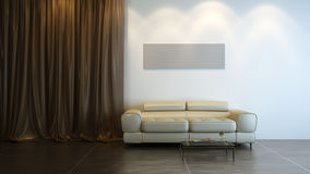 Interior composition Stock Photo