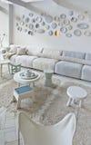 Interior con el sofá foto de archivo libre de regalías