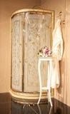 Interior con estilo del cuarto de baño Foto de archivo libre de regalías