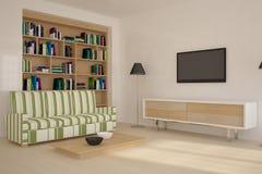 Interior concept Royalty Free Stock Photos
