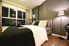 Interior of condominium room  Royalty Free Stock Photo