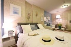 Interior of condominium room  Stock Photography