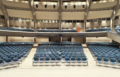 Interior of a conference hall Royalty Free Stock Photos