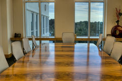 Interior of Conference Room Royalty Free Stock Images